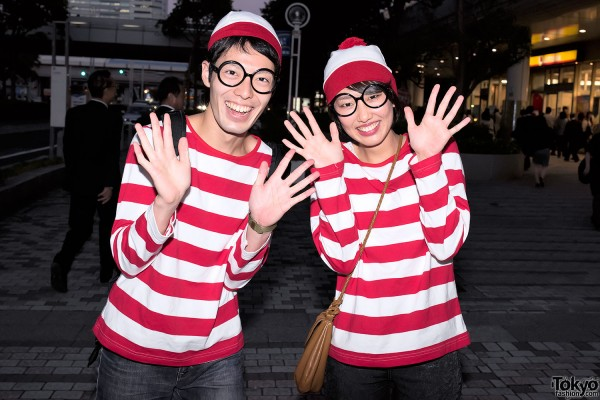 Vamps Halloween Costume Party in Tokyo (157)
