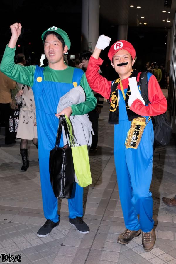 Vamps Halloween Costume Party in Tokyo (159)