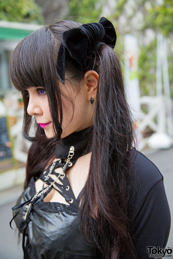 Gothic Twin Tails