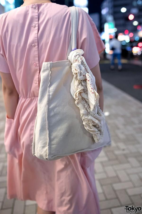 Remake Tote Bag in Harajuku