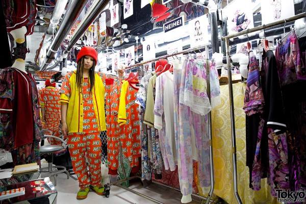 HEIHEI – Behind The Scenes w/ Japanese Fashion Designer Shohei Kato