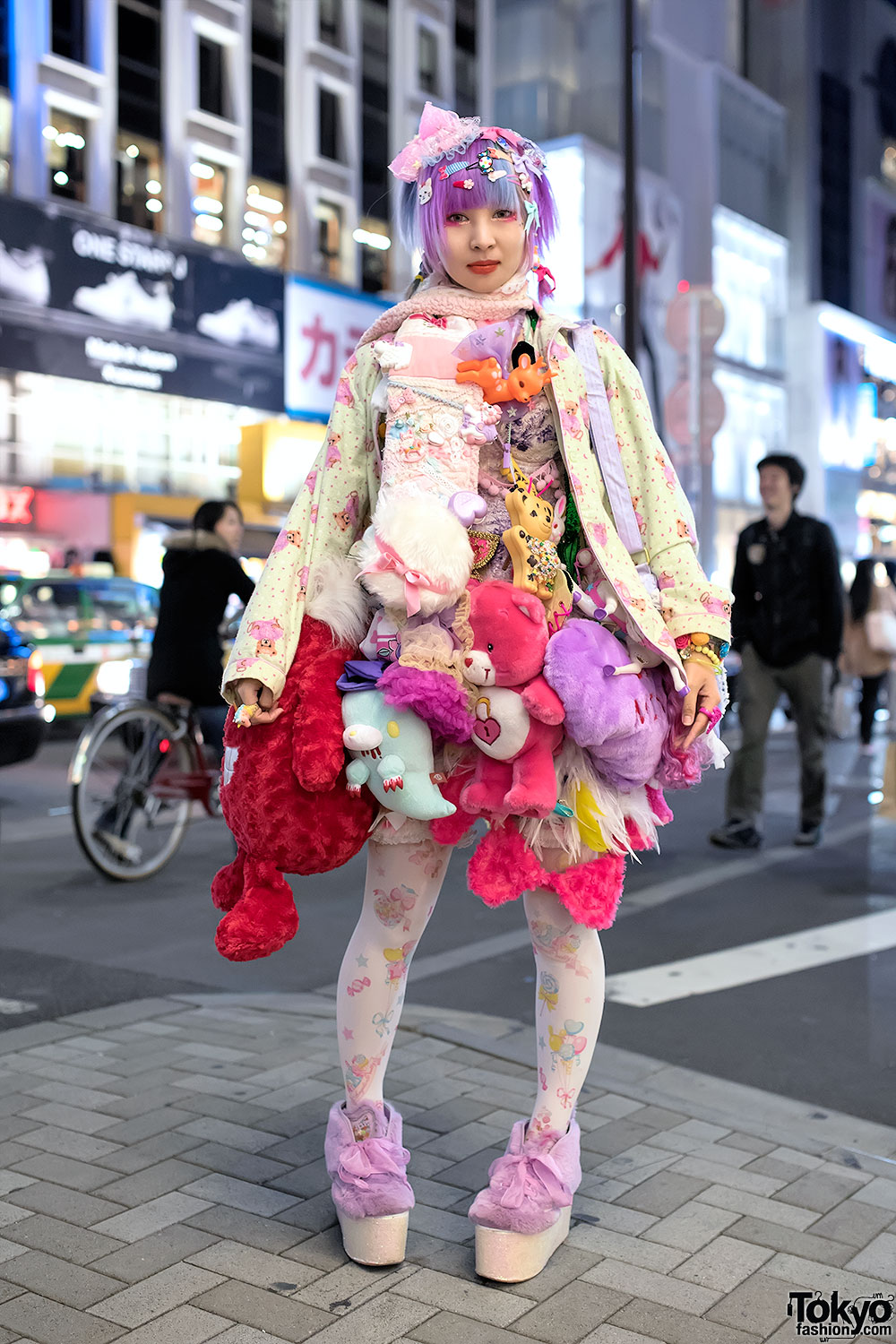 Harajuku Designer W Plush Toys Skirt 6 Dokidoki Swankiss Kawaii Accessories