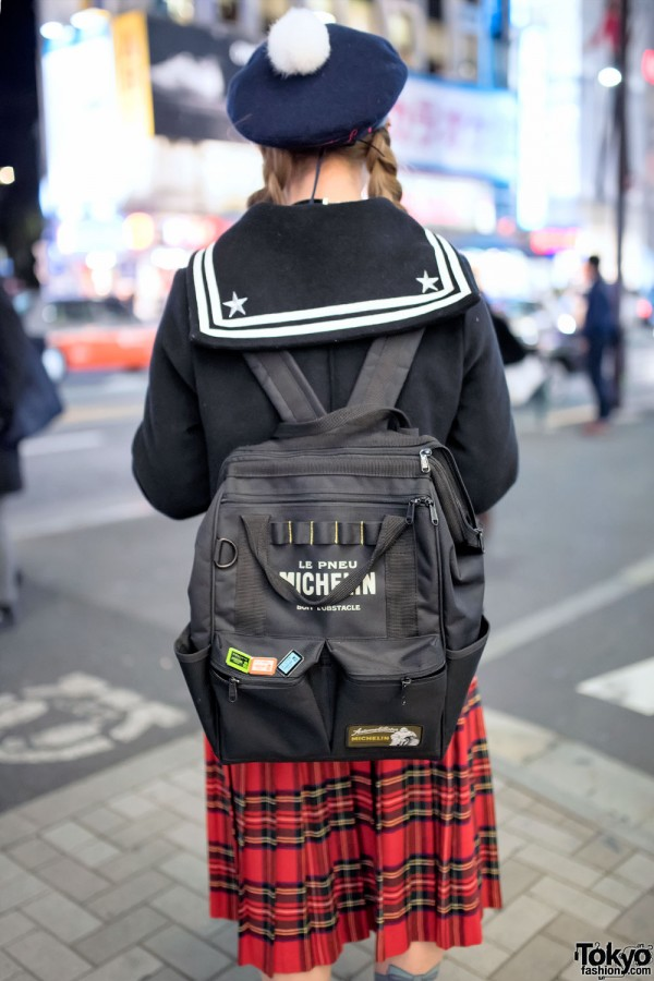 Le Pneu Michelin Backpack