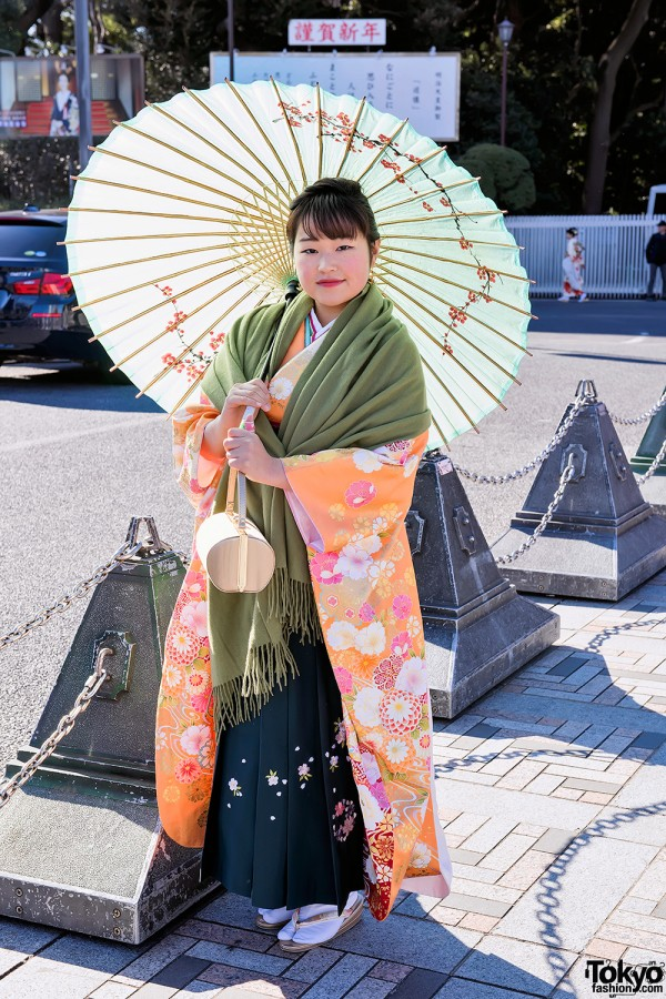 Coming Of Age Day in Japan Kimono (12)