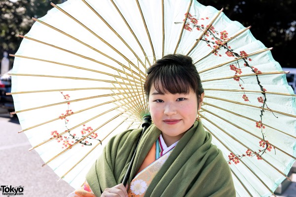 Coming Of Age Day in Japan Kimono (13)
