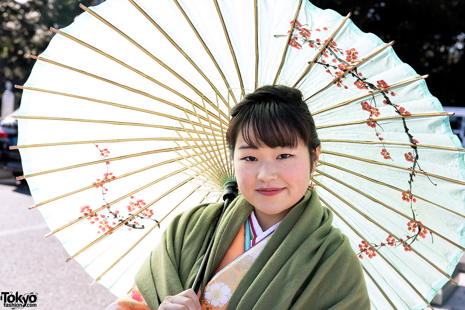 Coming of Age Day in Japan 2015 - Kimono Pictures