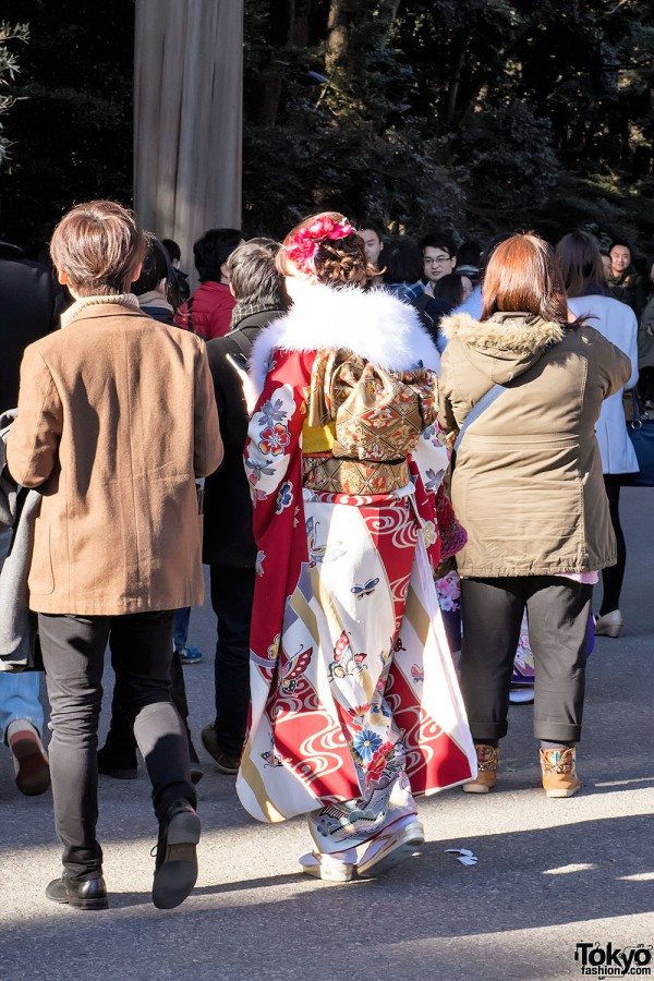 Coming Of Age Day in Japan Kimono (19)