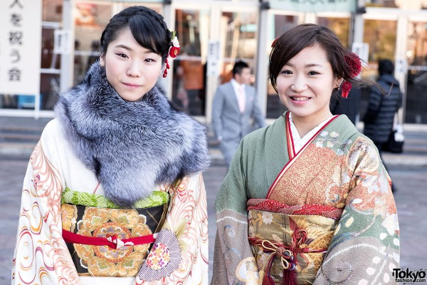 Coming Of Age Day in Japan Kimono (29)