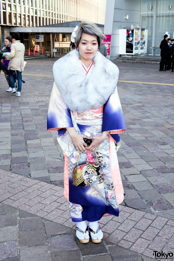 Coming Of Age Day in Japan Kimono (37)