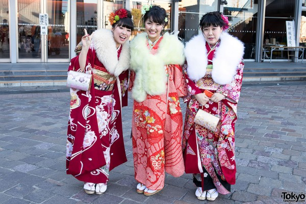 Coming Of Age Day in Japan Kimono (38)