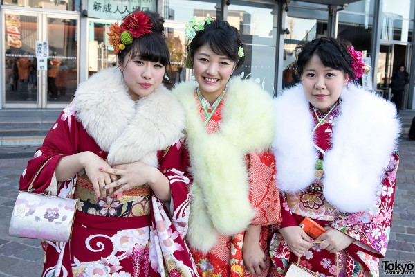 Coming Of Age Day in Japan Kimono (39)