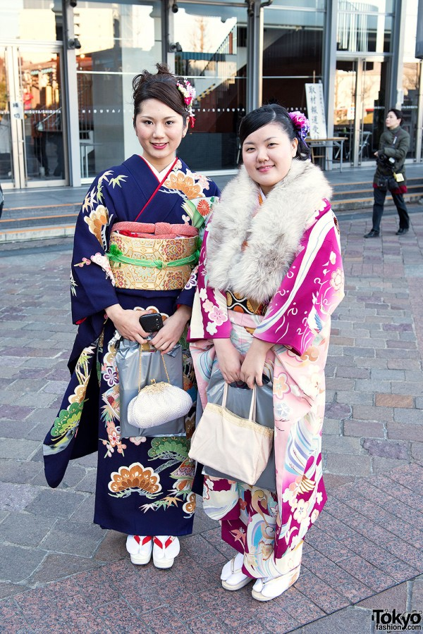 Coming Of Age Day in Japan Kimono (41)