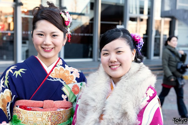 Coming Of Age Day in Japan Kimono (42)