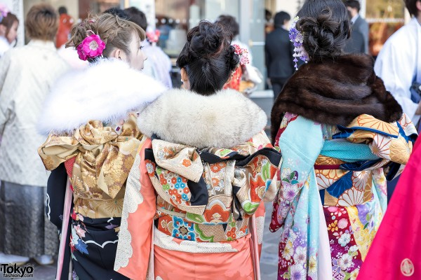 Coming Of Age Day in Japan Kimono (43)