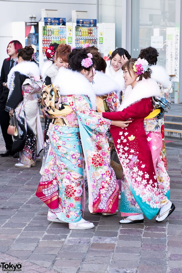 Coming Of Age Day in Japan Kimono (46)