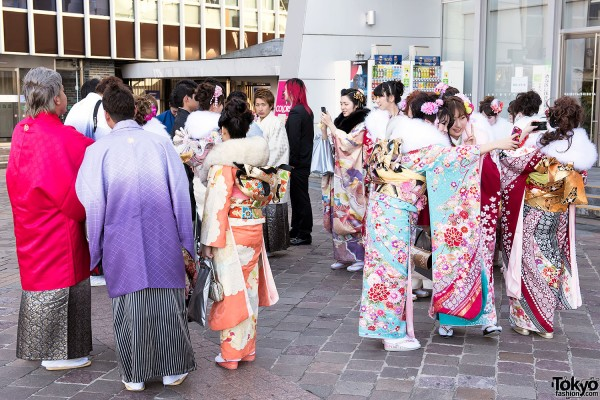 Coming Of Age Day in Japan Kimono (47)