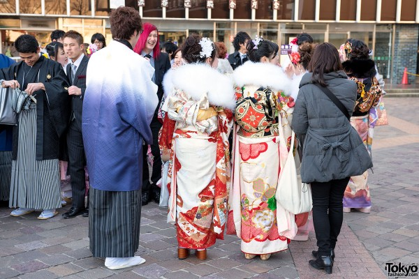 Coming Of Age Day in Japan Kimono (50)