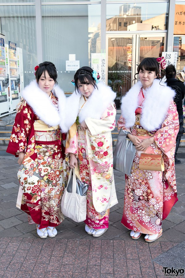 Coming Of Age Day in Japan Kimono (51)