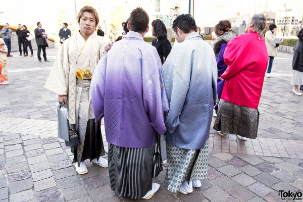 Coming Of Age Day in Japan Kimono (53)