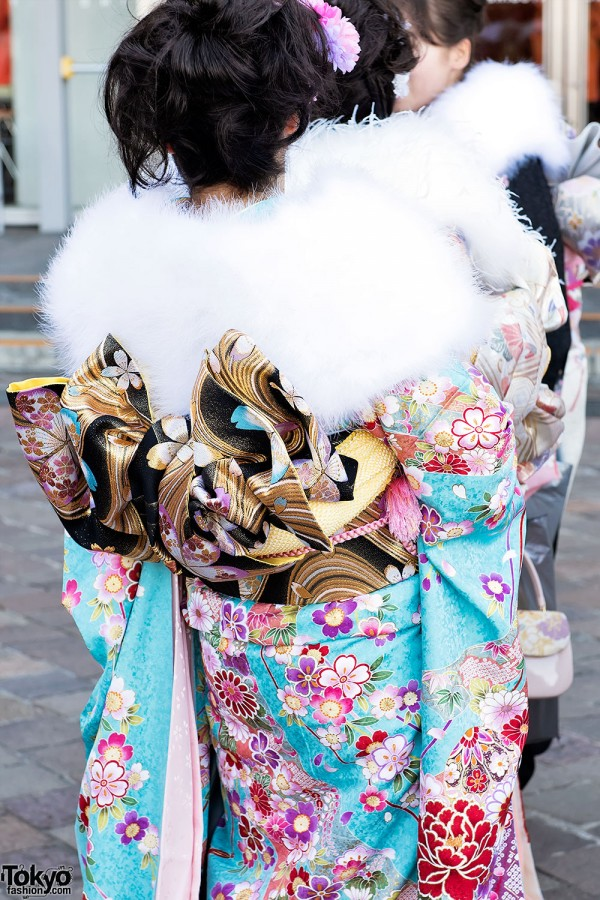 Coming Of Age Day in Japan Kimono (54)