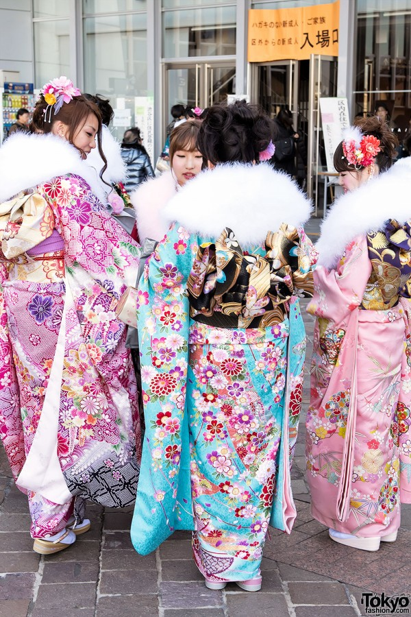 Coming Of Age Day in Japan Kimono (57)