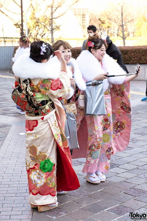 Coming Of Age Day in Japan Kimono (58)
