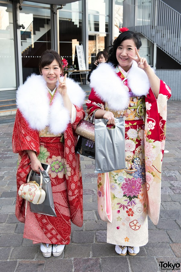 Coming Of Age Day in Japan Kimono (59)