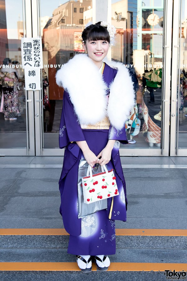 Coming Of Age Day in Japan Kimono (60)