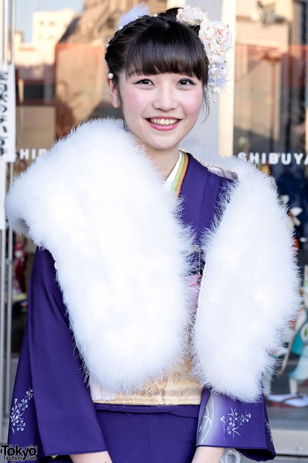 Coming Of Age Day in Japan Kimono (61)