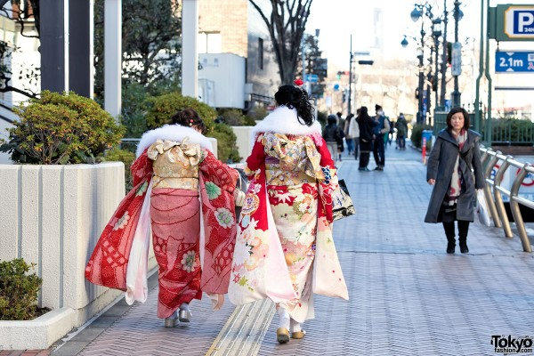 Coming Of Age Day in Japan Kimono (63)