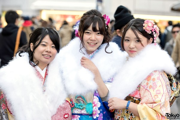Coming Of Age Day in Japan Kimono (65)