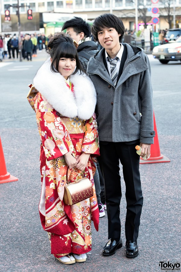 Coming Of Age Day in Japan Kimono (66)