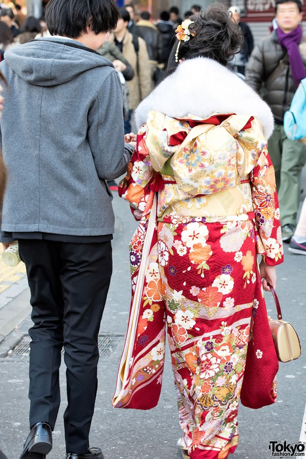 Coming Of Age Day in Japan Kimono (68)