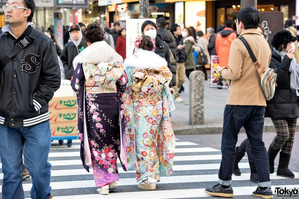 Coming Of Age Day in Japan Kimono (69)
