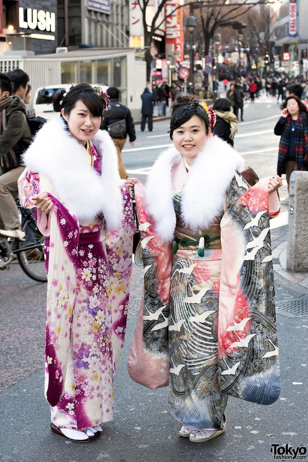 Coming Of Age Day in Japan Kimono (72)