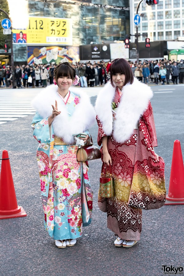 Coming Of Age Day in Japan Kimono (73)