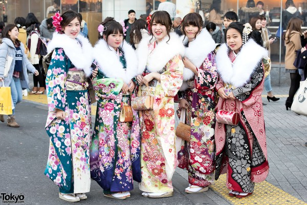 Coming Of Age Day in Japan Kimono (75)