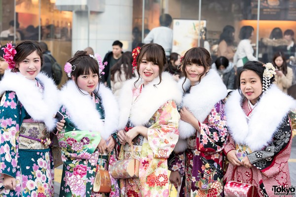 Coming Of Age Day in Japan Kimono (76)