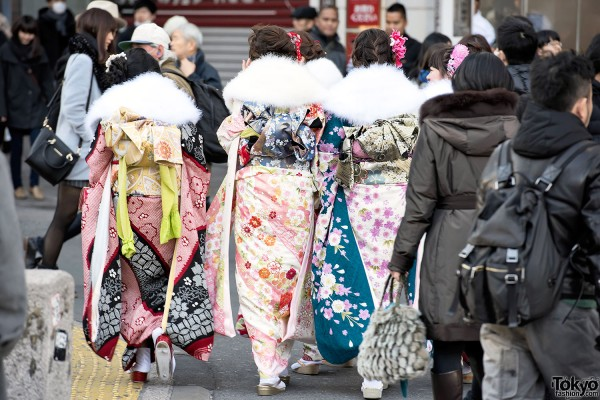 Coming Of Age Day in Japan Kimono (77)
