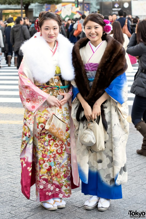 Coming Of Age Day in Japan Kimono (79)