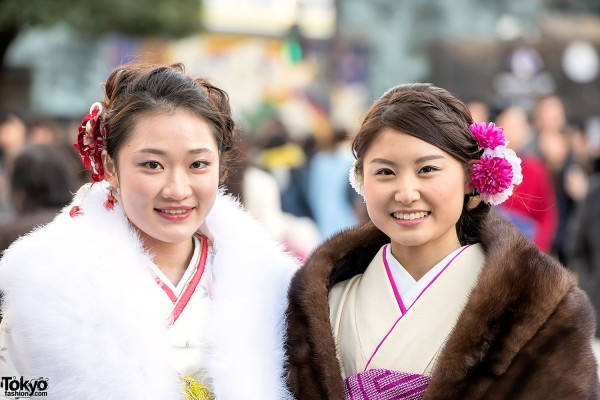 Coming Of Age Day in Japan Kimono (80)