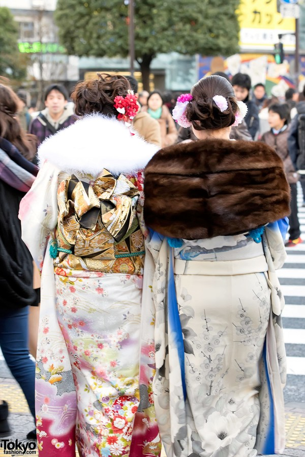 Coming Of Age Day in Japan Kimono (81)