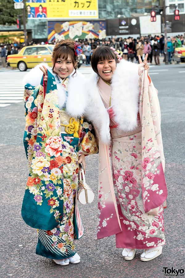 Coming Of Age Day in Japan Kimono (82)