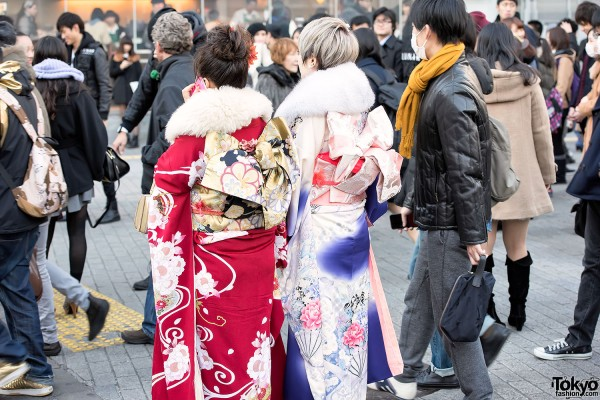 Coming Of Age Day in Japan Kimono (85)