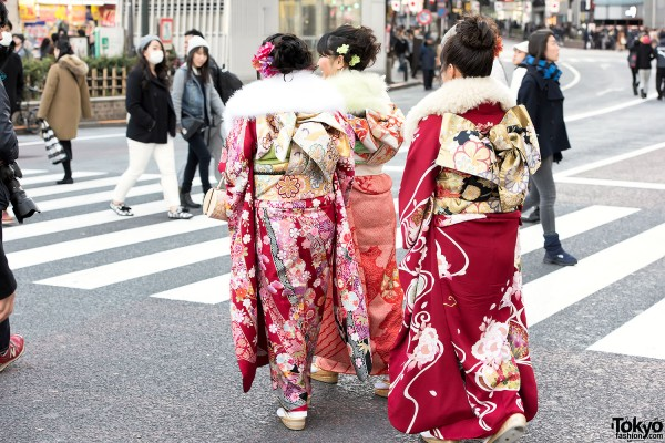 Coming Of Age Day in Japan Kimono (86)