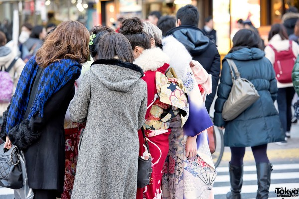 Coming Of Age Day in Japan Kimono (88)