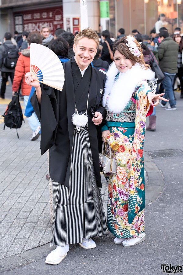 Coming Of Age Day in Japan Kimono (90)