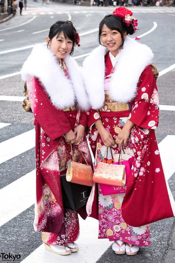 Coming Of Age Day in Japan Kimono (92)