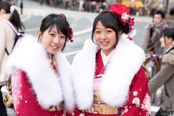 Coming Of Age Day in Japan Kimono (93)