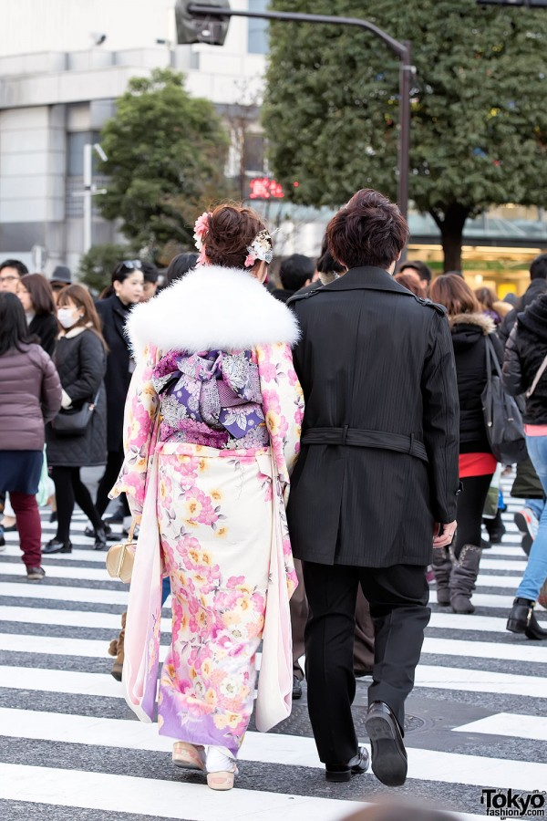 Coming Of Age Day in Japan Kimono (95)